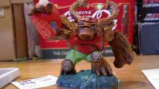 SKYLANDERS GIANTS PORTAL OWNERS PACK UNBOXING/REVIEW