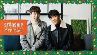 [Special Clip] 마인드유(MIND U) - 2018 Christmas Message