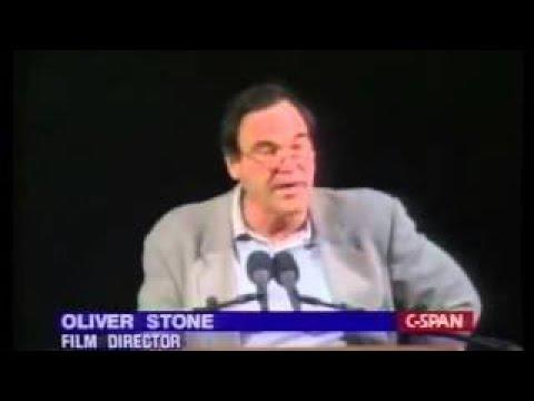 Oliver Stone on Filmmaking: Movies, JFK, American History, Wall Street (1997)