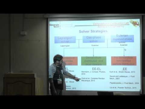 NCCRD@IITM-Computational Combustion by Prof Suresh Menon