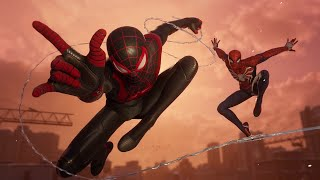 Spiderman: Miles Morales - Full Game Walkthrough