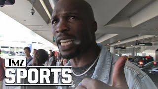 Chad Johnson Says Keyshawn Johnson Could Be Saving Son Millions | TMZ Sports