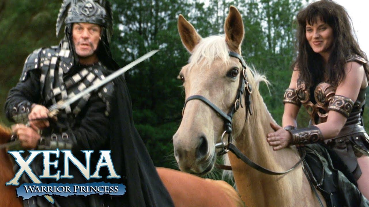 "Download ""Nobody Touches My Horse"" | Xena: Warrior Princess"