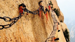 SCARIEST Walkways On Earth!