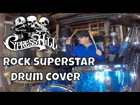Cypress Hill Rock Superstar - Drum Cover (Vintage Ludwig Vistalite)