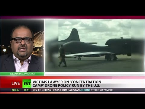 'American public needs real facts about drone strikes'