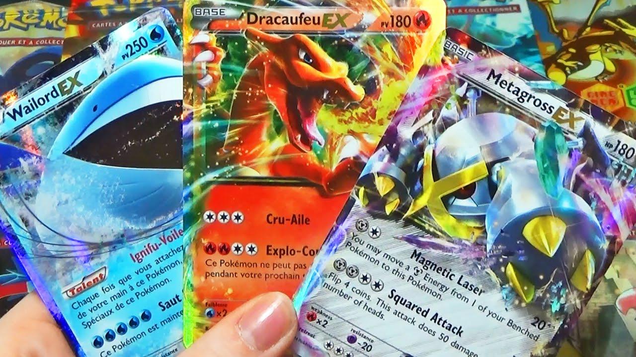 Top 50 des plus belles cartes pok mon ultra rares les ex du bloc xy youtube - Tout les carte pokemon ex du monde ...