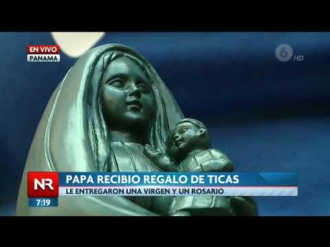 Papa Francisco recibió