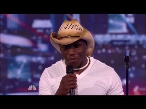 Milton Palton's Whiskey Lullaby Cover - AMERICAS GOT TALENT 2013 - FULL VERSION