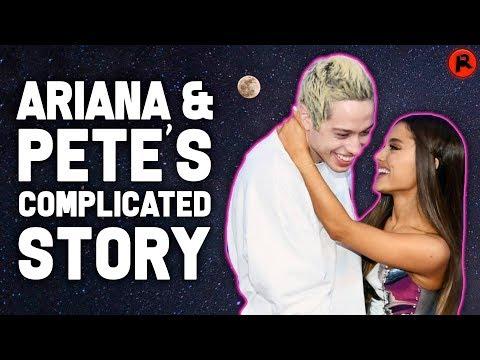 About Ariana Grande & Pete Davidson's Breakup...