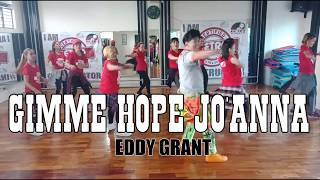 GIMME HOPE JO'ANNA by Eddy Grant | RETROFITNESSPH | Bennie Almonte