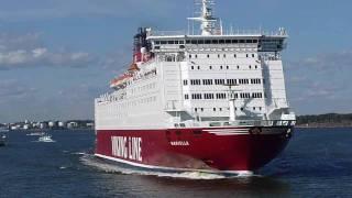 Viking Mariella - Departure Helsinki