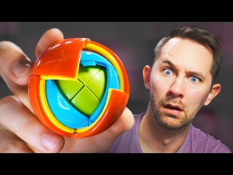 Impossible Jigsaw Ball? | 10 Strange Chinese Products
