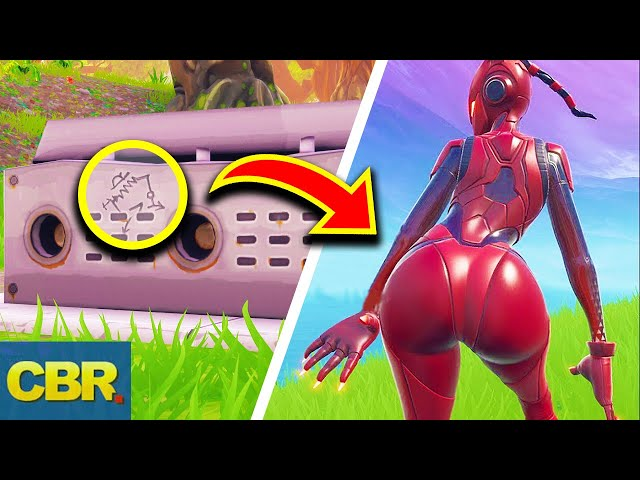 20 Fortnite Mysteries That May Never Get Solved