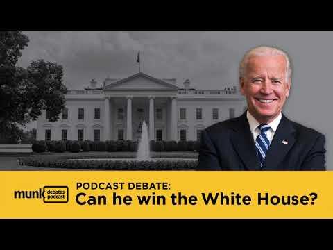 Munk Debates Podcast Episode #16 - Joe Biden