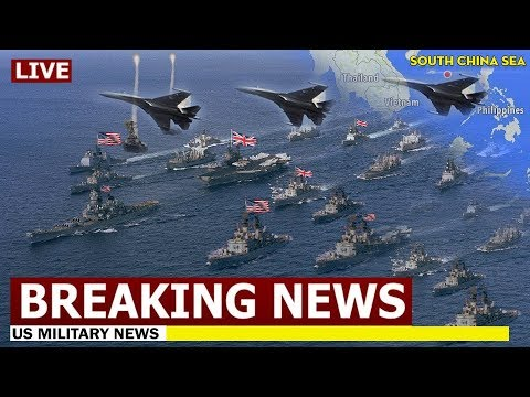(September 12, 2019) South China Sea High Tension - US / UK / China - WW3 News Update Today