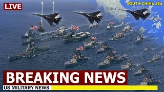 (Mar. 20, 2019) South China Sea High Tension - US / UK / China - WW3 News Update Today