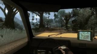 Far Cry 2 1st mission gameplay HD
