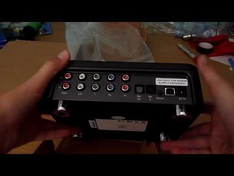 Hauppauge HD PVR 1212 Unboxing