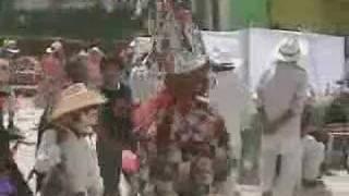danzas totonacas de Filomeno Mata Veracruz