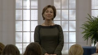 Annual Phoebe S. Leboy Lecture at Penn: Anne-Marie Slaughter on Feminism in the Age of Trump