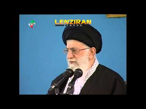 Ayatollah Khamenei : Arabs learned to speak Persian by listening radio Iran !