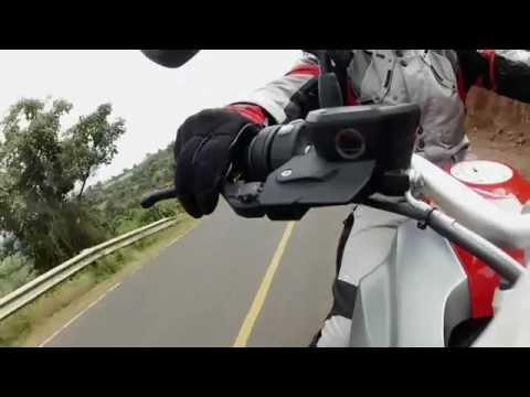 2013 new BMW R1200GS LC Kenya tour