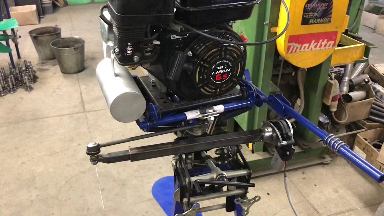 Дистанционное управление к лодочным моторам своими руками фото 236