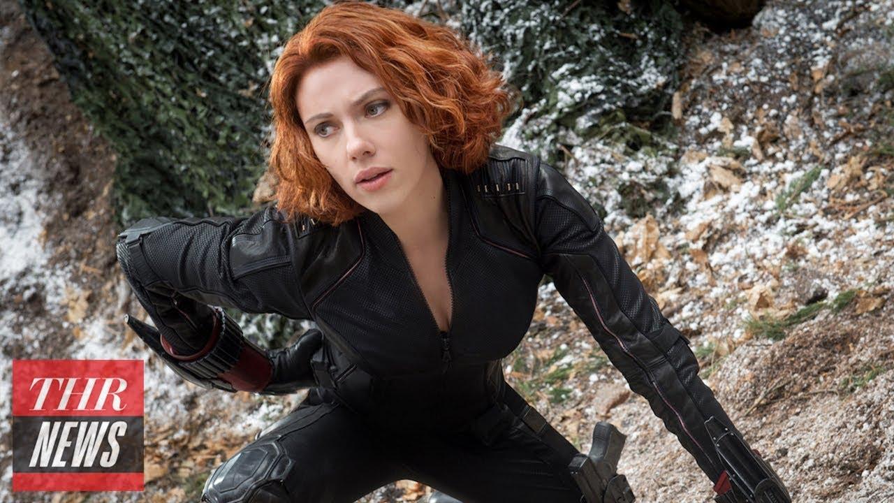 Scarlett Johansson Snags $15 Million Pay for Black Widow Movie | THR News