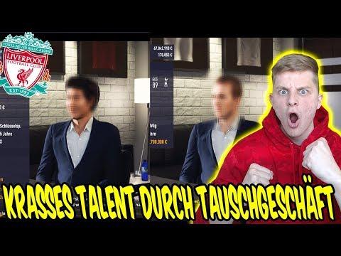 Wir tauschen unseren SPIELER gegen ein Mega TALENT! - ⚽ Fifa 18 Karrieremodus Fc Liverpool 10