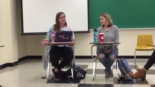 Danish Girl Invitational Speech Part 1