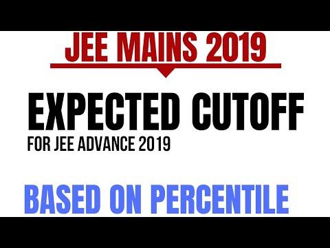 Jee Mains 2019 Expected CutOff || Based On Percentile || #Jeemains2019 #Jee