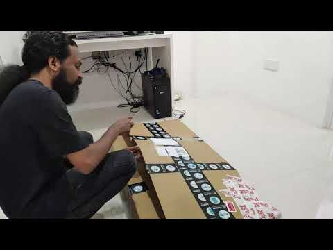 Unboxing My 1st 7 String Guitar