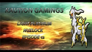 Pokemon Light Platinum - Pokemon Light platinum episode 12 -The Earth Badge - User video