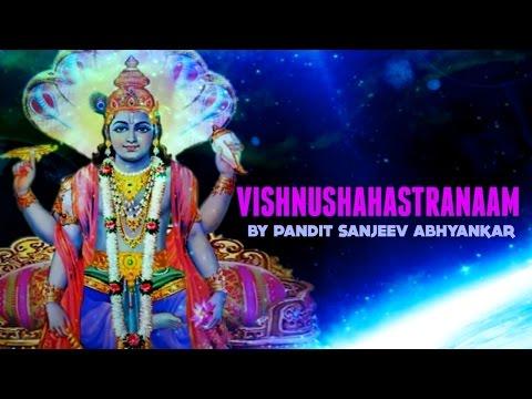 Shree Vishnu Sahastra Naam Stotra | Sanjeev Abhyankar | Times Music Spiritual