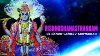 Sri Vishnu Sahasranamam | Sanjeev Abhyankar | Times Music Spiritual