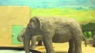 クレイアニメーション集団ヒポポタマスがお送りするゆるゆるクレイアニメ。動物園の動物たちの、真の姿を描く妄想コマ撮り作品。2013年2月制作。