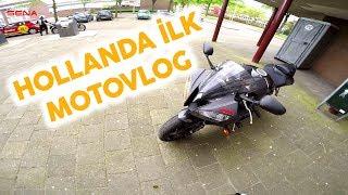 Hollanda'da İlk MotoVlog - Duyuru