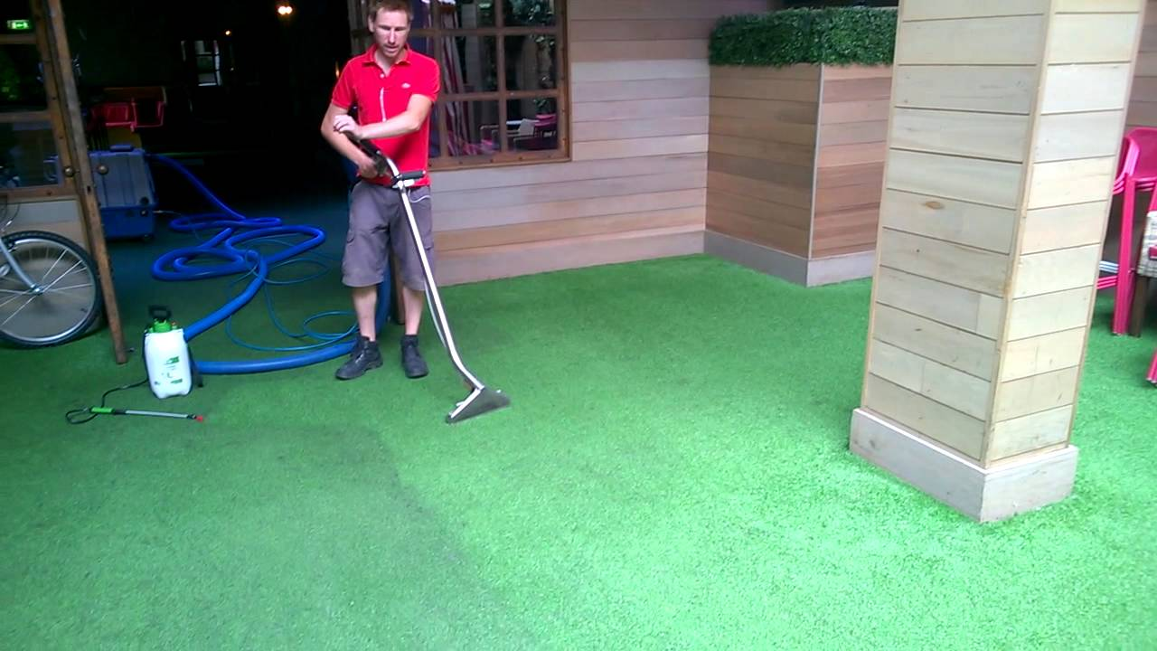 Pub Night Club Astro Turf Carpet Cleaning Youtube