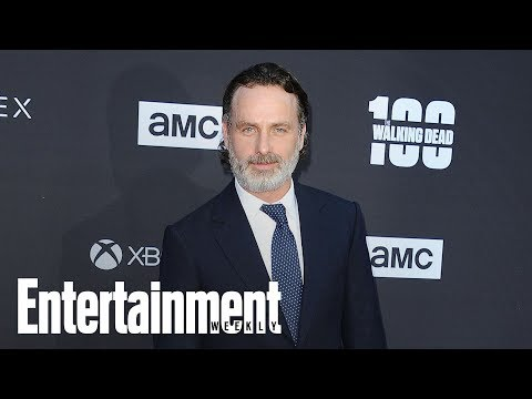 Walking Dead's Andrew Lincoln On 'Biggest Death We've Ever Done'   Flash  Entertainment Weekly