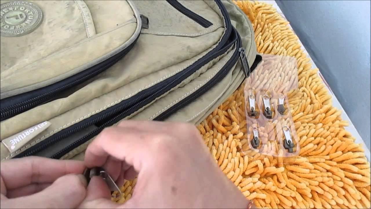 Save My Bag Repair Broken Zip Zipper By Fix A