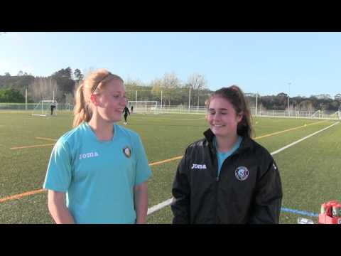 Get to know - CJ Bott and Evie Millynn