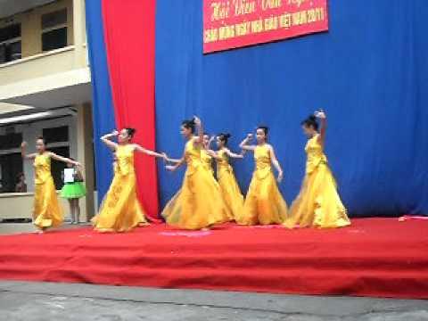 C97- Múa Lung linh mai vàng