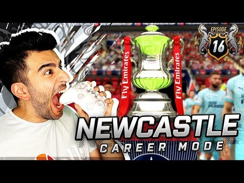 UNBELIEVABLE DRAMA IN THE SEASON FINALE! - FIFA 19 NEWCASTLE CAREER MODE #16