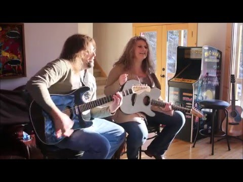 "Acoustic cover of ""I wanna come over"", by Melissa Etheridge"
