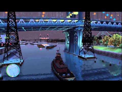 GTA IV: where to find the tugboat