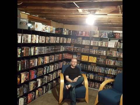 Movie Library Tour 1