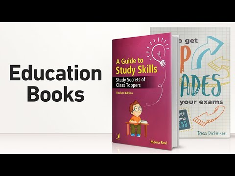 5 Study Guide Books' Selections