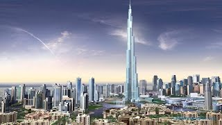 Burj Khalifa Inside & Outside Amazing View - Dubai