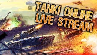 Tanki Online/ 60 კონტეინერი და მატრიცა დაიდოს ბიჯოო!